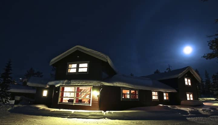 TRYSIL MOUNTAIN CHALET