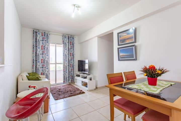 Quer hospedagem em apartamento INTEIRO?