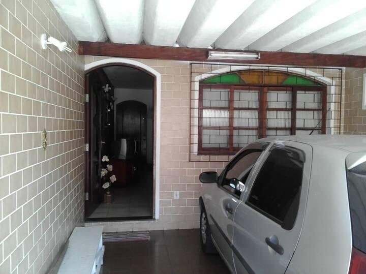 Casa temporada em São Vicente