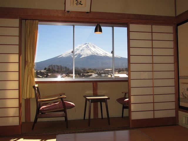Guesthouse Aoi-so 3 - Fujikawaguchiko-machi, Minamitsuru-gun - บ้าน