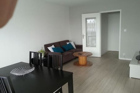 Appartement T2 48m2 avec parking - Dijon - Pis