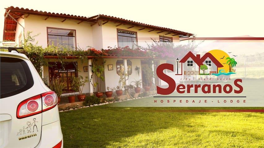 SerranoS Hospedaje - LODGE - Cajamarca - Casa