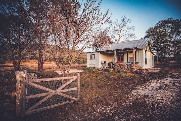 The Folly - Ironbark Hut