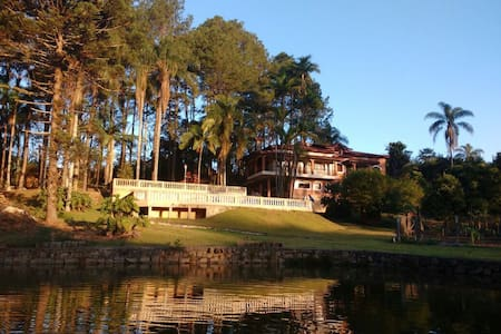 Casa de campo para toda família - Itatiba - Haus