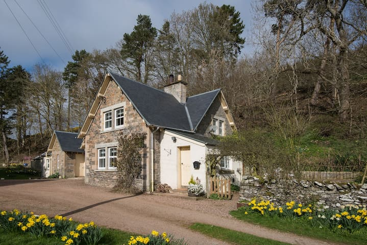 Foxglove Self Catering Cottage Wiltonburn Farm - Hawick - Casa de vacaciones