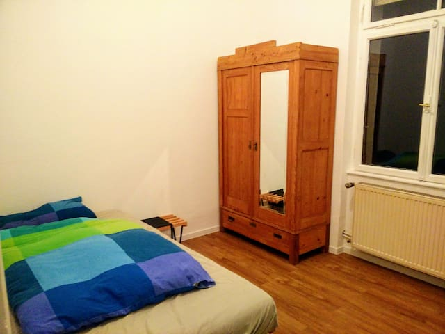 Beautiful/bright room directly at the river - Heidelberg - Apartamento