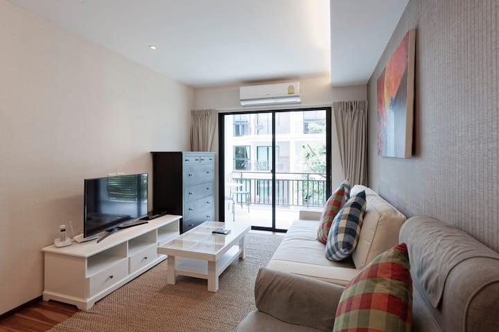 50sqm suite room nearby rawai beach
