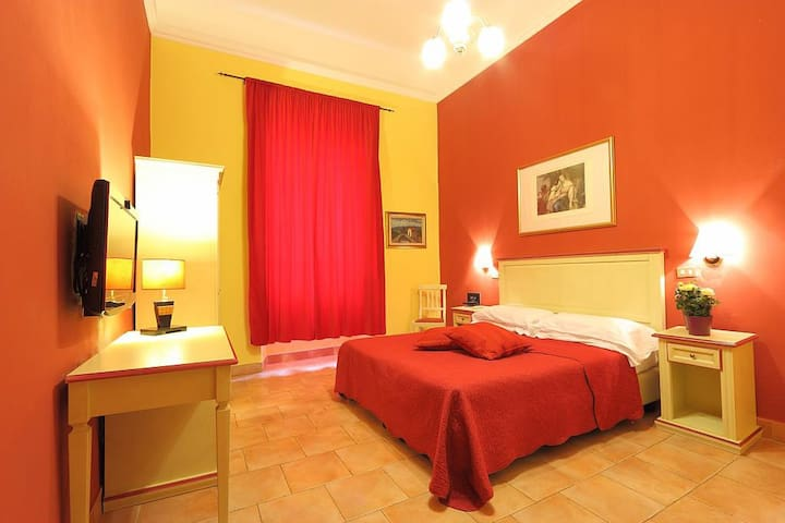 Double bedroom - Hotel Savonarola