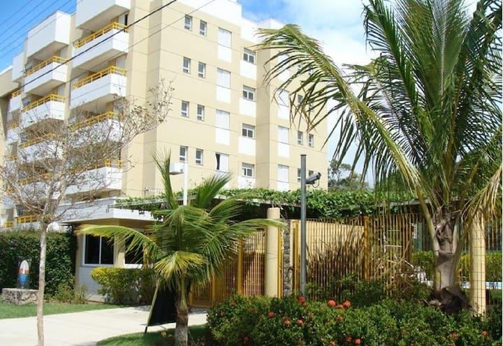 Apartment in the Riviera of São Lourenço