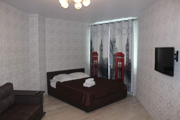 Квартира премиум класса - пр.Обводный, Архангельск