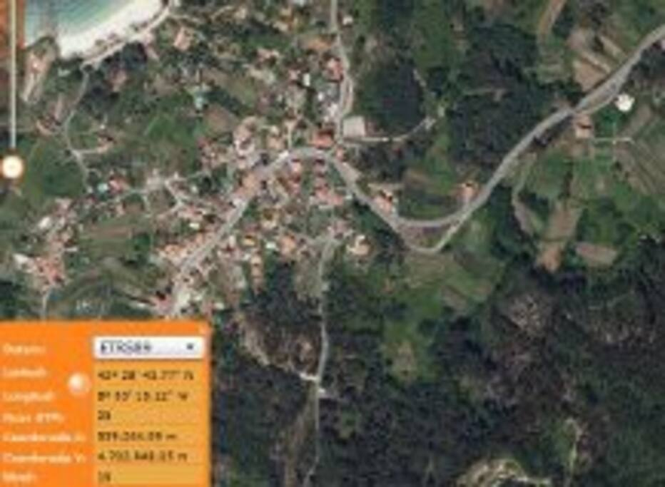 UBICACION GPS