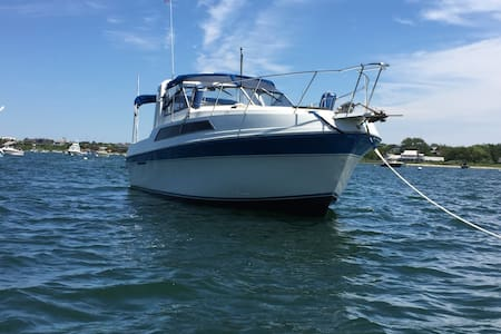 Spacious 32ft Motor Yacht with kitchen & bath - Nantucket - Πλοίο
