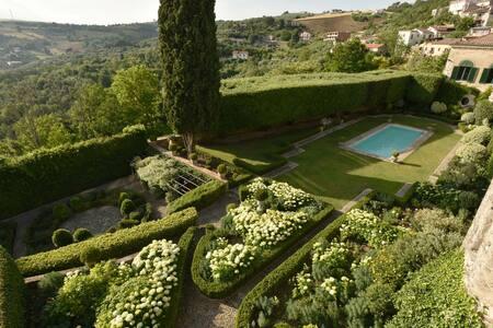 Merveilleux Palazzo Italien, chateau de charme - Castle