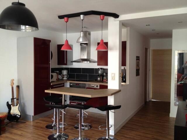 logement moderne de 50m2 - Clermont-Ferrand - Apartment
