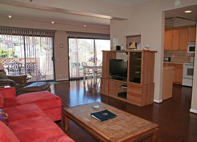 2 Bedroom, 2 Bath Condo, Balcony with Views, Common Pool and Jacuzzi - Bahia Vista - C57