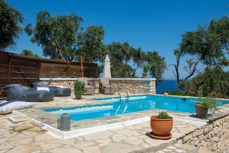 New!PaxosBlue Nostos Studio with private pool
