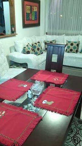 apartamento familiar - Tunja - Kondominium