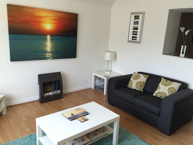 Great views and close to beach and village - Woolacombe - Apartamento