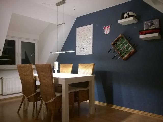Maisonette-Wohnung in ruhiger Lage - Barsbüttel - Daire