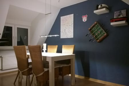 Maisonette-Wohnung in ruhiger Lage - Barsbüttel - Apartamento