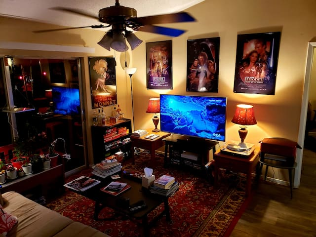 Super Sweet Super-Suite! Perfect Austin Location.
