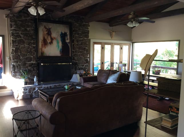 Private Home & 7000 Acre Ranch on Imnaha River!