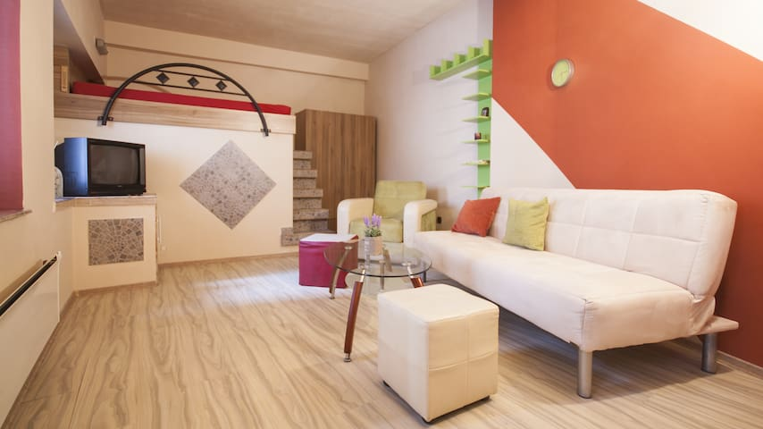 Sofia City Center Studio Apartment