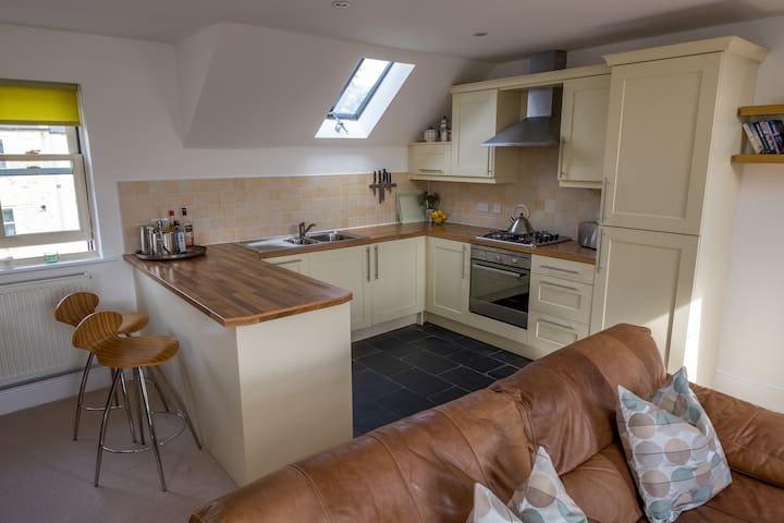Contemporary Two-Bed Apartment in Wolsingham - Wolsingham - Flat