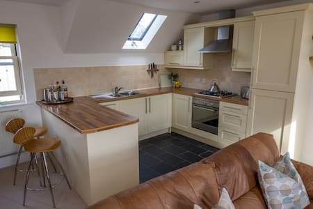 Contemporary Two-Bed Apartment in Wolsingham - Wolsingham - Lejlighed