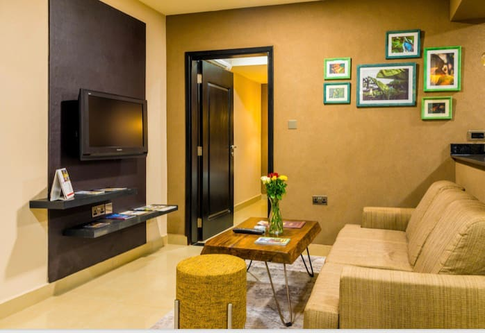 Brand New Boutique 1 Bedroom Apartment in Kampala