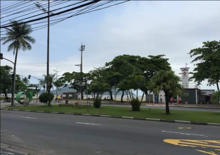 Apartamento em frente a Praia do Gonzaga
