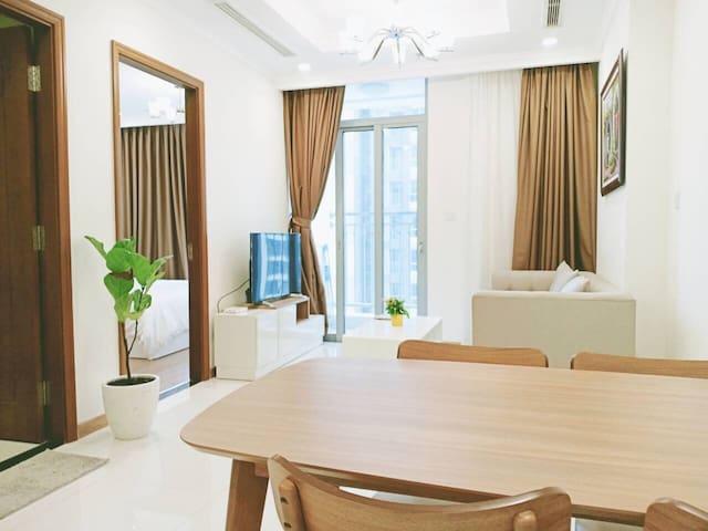 Vinhomes Apartment ( 1 BR L5)