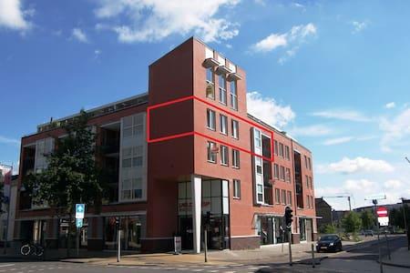 Midden in CENTRUM ruim appartement - Apeldoorn - Apartemen