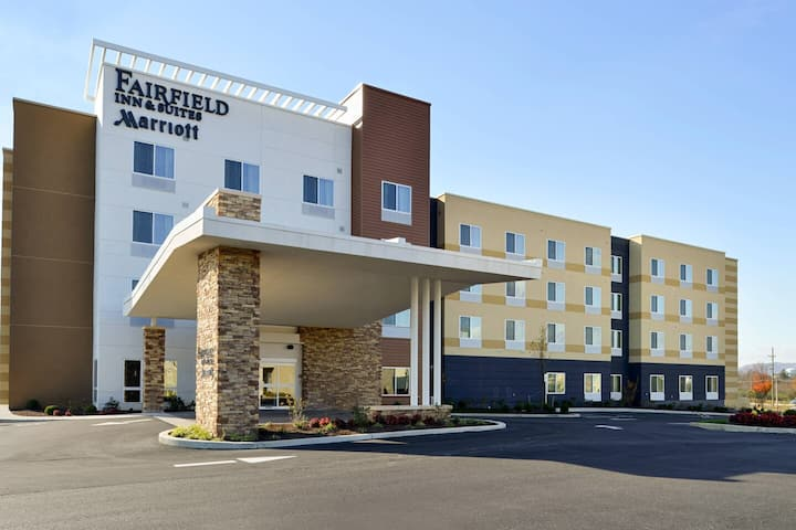 Well-appointed Martinsburg hotel