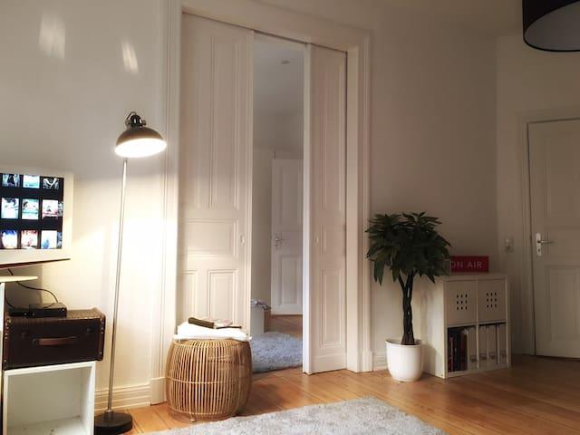 90 qm Altbau-Wohnung zum Wohlfühlen - Kiel
