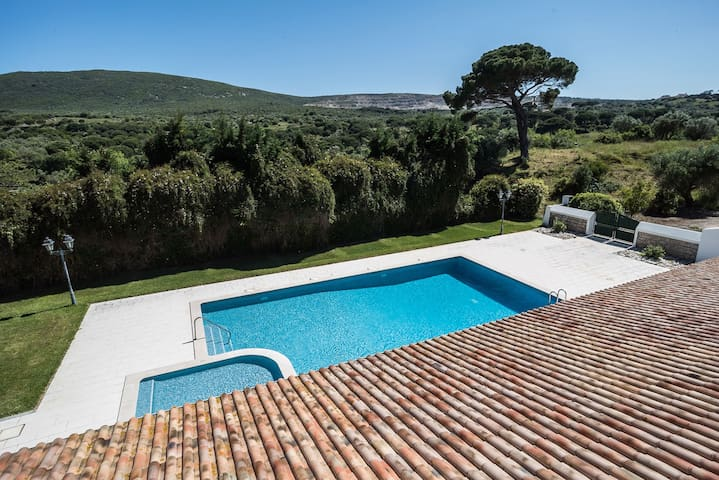 Fantastic house with pool view | Zimbro Villa