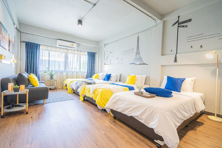 Comfy private room ( 5 Min. to old town)