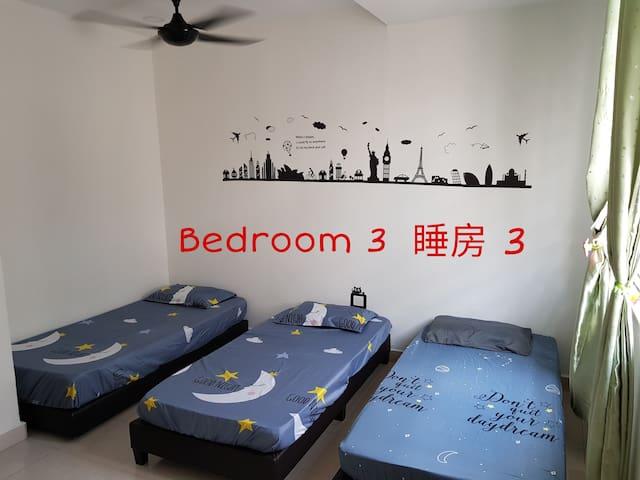 Sovrum 3