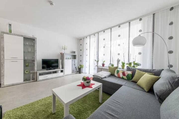 1 Zimmer Apartment | ID 6506 | WiFi, Apartment