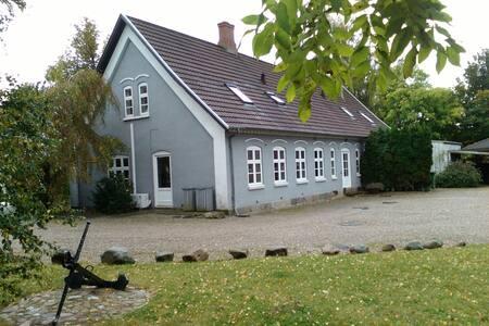 Skipperhuset. Vi byder velkommen til max 27 gæster - Lundeborg