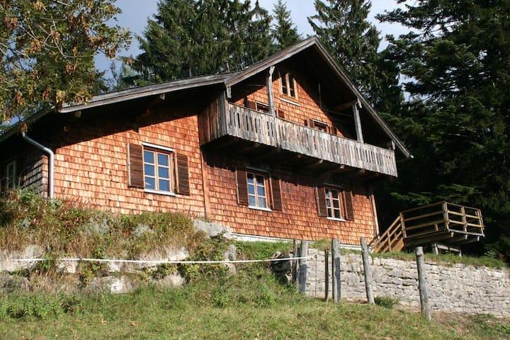 Holzhaus mit Traumpanorama - Gemeinde Adnet - Apartment