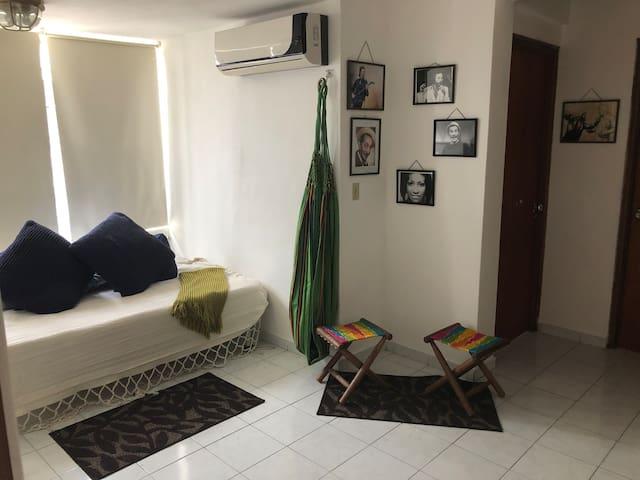 Habitacion comoda