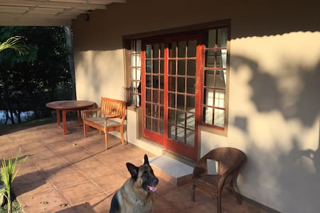Gorgeous Garden cottage in Everton - Kloof