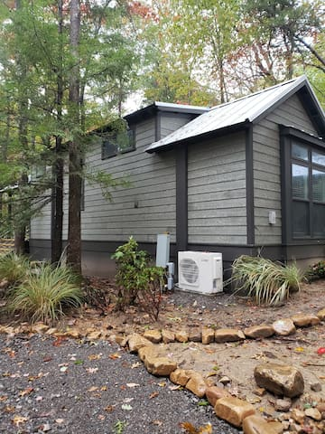 """""""Our Place"""" at the Retreat at Deer Lick Falls"""