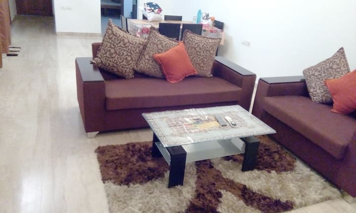 Family Service apartment near Magarpatta
