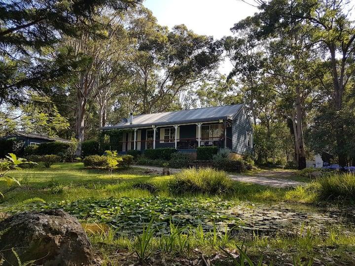 *NEW* Peaceful bushland retreat in Kangaroo Valley