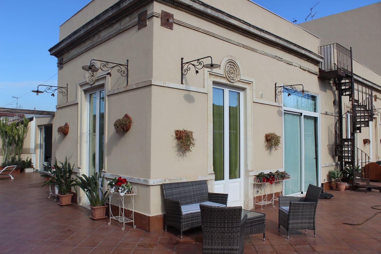 Terrazze verdi - Casa di Quiet - Condominiums for Rent in Catania ...