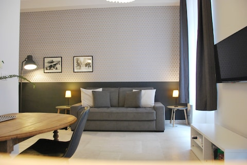 DELILLE - New renovated Trendy place A/C 3***
