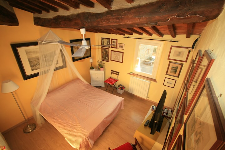 Lovely apartment overviewing Tuscany Maremma Tatti