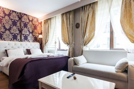 perla suites rezidans dairesi - Pendik